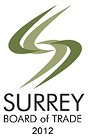 Surrey Board of Trade Logo